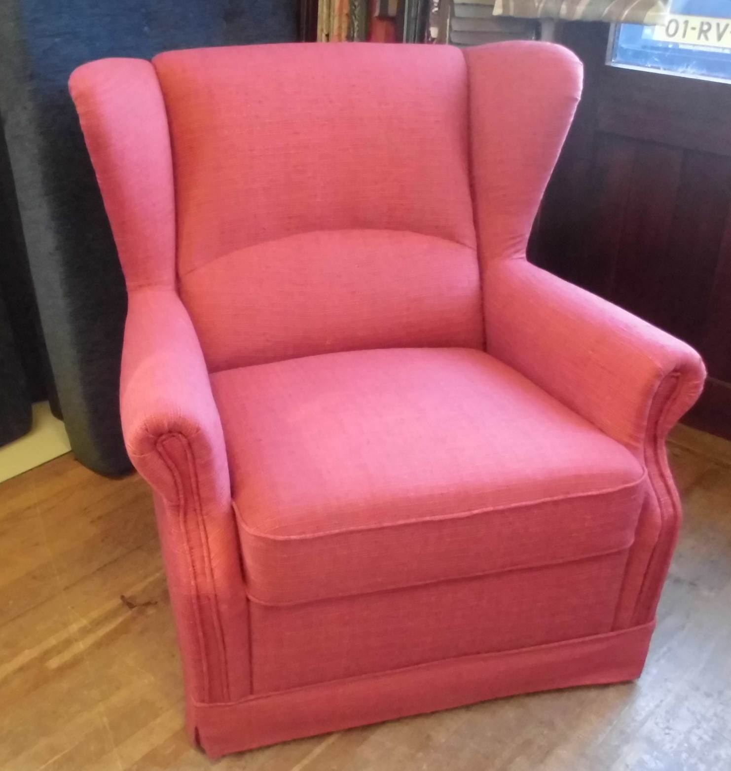 fauteuil stof allegria