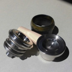 Knopendruk mal (Cutter) 31,7mm.
