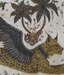 Lynx Gold Linnen