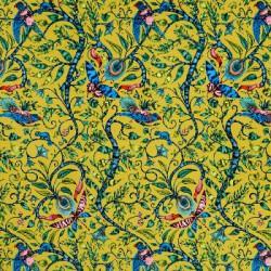 Rousseau Velvet Lime