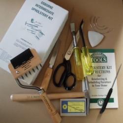 luxe kit stoffeergereedschap / PRO UPHOLSTERY KIT