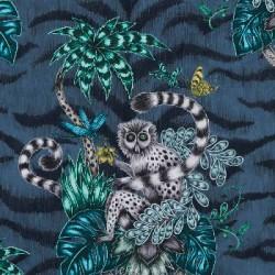 Lemur Velvet Navy