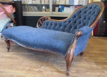 sofa opnieuw bekleed