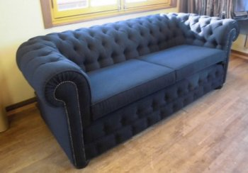Chesterfield bekleden